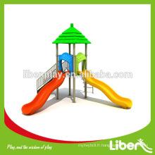 L'équipement de terrain de jeux pour enfants le plus chaud, l'aire de jeux pour enfants en plein air en Chine
