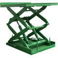 Plataforma elevadora de tijera estacionaria tijera hidráulica Factory.