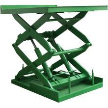 Scissor platform lift Stationary lift