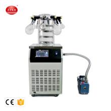 Vertical Type Mini Freeze Dryer Lyophilization Machine