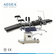 AG-OT025 Chinesische Operationssaal Ausrüstung chirurgische medizinische Tabelle Betrieb