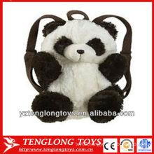 New designed unique cute panda plush bag for kids