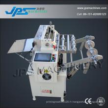 Machine de découpage de feuille de nickel et d'aluminium