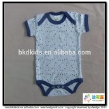 BKD 100% Cotton Material Infants & Toddlers bodysuit