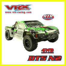 1/10th scale 4WD brushless short course RC Truck in Radio Control Toys