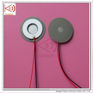 Permeability Micro Humidifier Sheet with 13.8mm Atomizing Pore Ultrasonic Atomizer