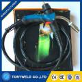 Binzel 24KD CO2 mig torção de soldagem 250A 3M / 4M / 5M