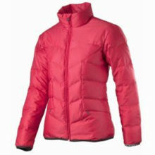 pink fashion leisure women down jackets