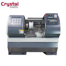 AWR2840 CNC Drehmaschine Felgen Reparatur Maschine mit Touch Probe