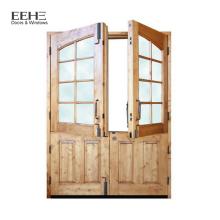 porte en bois ponceuse design teck double porte en bois / images de porte en bois extérieur