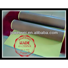 ptfe coated glass fibre adhesive tape from china jiangsu veik (taixing weiwei)