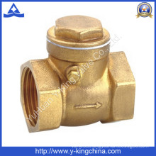 Forged Brass Swing Check Valve (YD-3009)