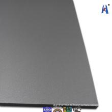 Matériau de construction à nouveau style Panneau composite en aluminium