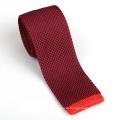 High Quality 200 Needle Combed Cotton Men Custom Flamingo Neck Tie and Sock Set