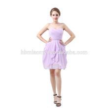 2017 fiesta de instock usar vestido de noche corto vestido de noche sexy de encaje colorido de las mujeres para la novia y las damas de honor