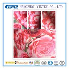 """56 """"Handmade & gestrickte 100% Polyester Y / Dtaffeta gedruckt Fabeic, 75D * 75D / 160 * 94"""