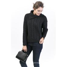 Frauen Wollpullover
