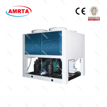 Nako-customize na Air Cooled Water Chiller at Heat Pump