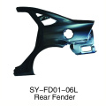 Dear Fenders For Ford Focus