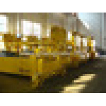 Гидравлический автоматический разбрасыватель контейнеров