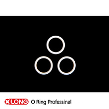 Mini White Rubber Seal O-Ring