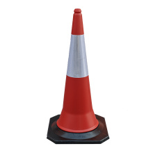 100cm Soft Flexible PE large traffic cones