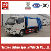 DONGFENG GARBAGE COMPRESSOR TRUCK 4M3