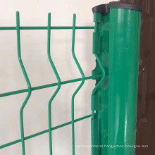 Hot sale cheap prices decorative metal panels plastic garden fence