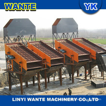 Stone vibrating screen, sieving machines used In quarry, mining and sand