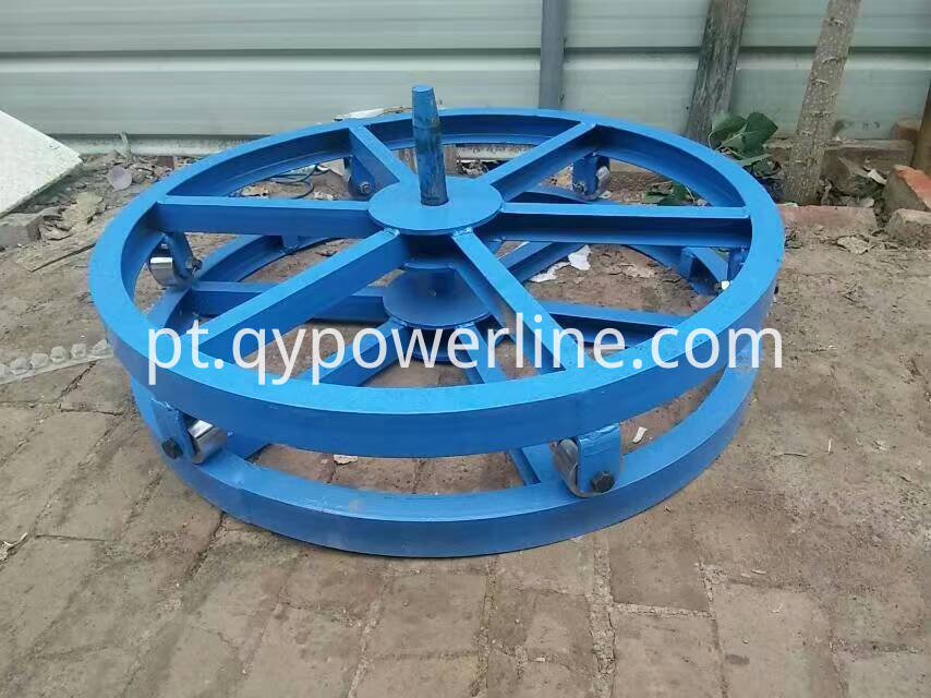 Horizontal Types Wire Reel Stand