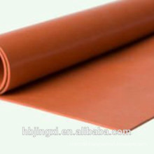 Red Silicone Rubber Heating Sheet Roll
