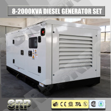 25kVA 60Hz Soundproof Diesel Generator Powered by Yangdong (SDG25KS)