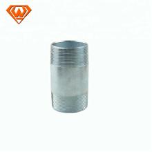 Tomada para tubos de aço-carbono galvanizada DIN