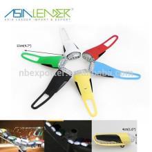 Haute qualité imperméable à l'eau USB Rechargeable LED Bike Light pour l'extérieur