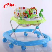 Model China neue Modell Baby Walker Spielzeug / aufblasbare Lauflernhilfe / rotierenden Lauflernhilfe Großhandel beste Qualität