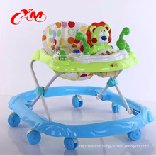 Model china new model baby walker toy/inflatable baby walker/rotating baby walker wholesale BEST QUALITY