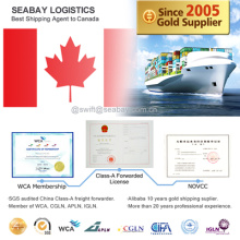 Cheap FCL/LCL Sea Shipping From Hong Kong to Montreal