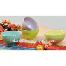 KC-04011promotion ceramic rice serving bowl,wholesale bowl
