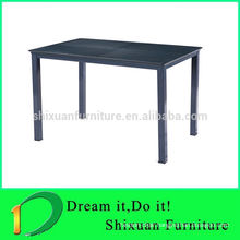 2016 new design popular outdoor table and chair