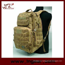 Mochila combate moda bolso militar patrulla asalto Molle