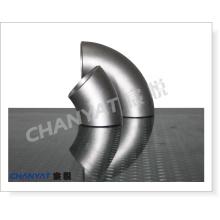 Бесшовное колено из нержавеющей стали (A403, N08904, 254SMO, 1,4539, 1,454)