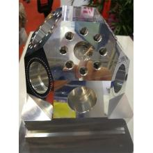 5 Axis Machining Polyhedron