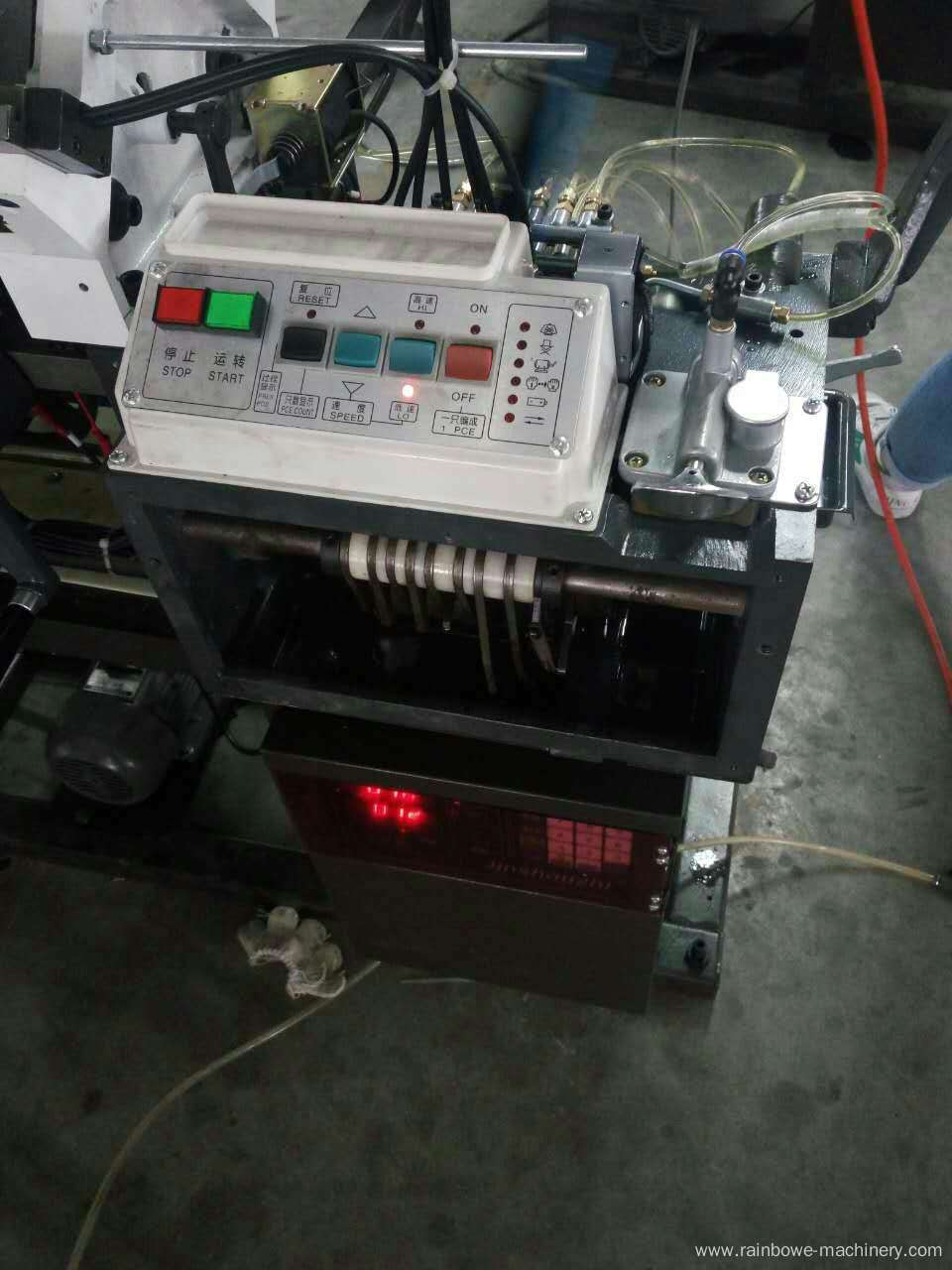 High Level Glove Making Machine Price