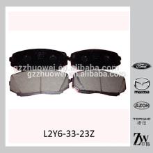 Sistema de freno Mazda CX7 L2Y6-33-23Z Pastilla de freno delantero