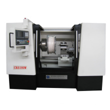 Wirtschaftliche Ck6180W Rad CNC-Drehmaschine mit Upgrade-System
