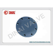 Upvc Pipe And Fittings Blind Flange Pn16 For Water Pipe