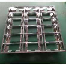 Factory made hot-sale for Mirror Aluminum Reflector Fluorescent light fitters for office and hospital export to Greenland Wholesale
