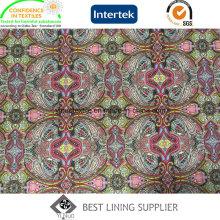 Schöne Jacke Liner Lining Paper Printing Futterstoff
