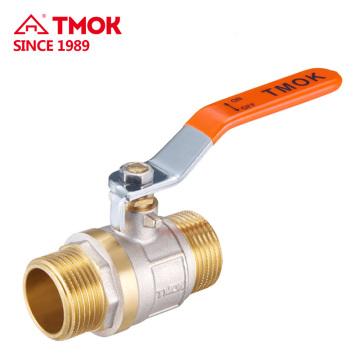 Fornecedor de válvula de esfera de latão de alta qualidade na china yuhuan