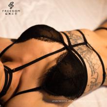hot hot sexi frau foto 38 bh größe bilder neue sexy foto schwarz französisch chantilly spitze bralette mit geschirr halsband bralette